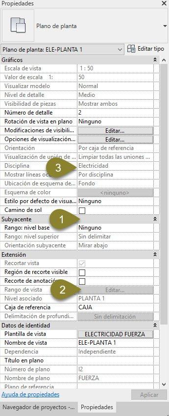 RE: Problemas con visualización en Revit Mep