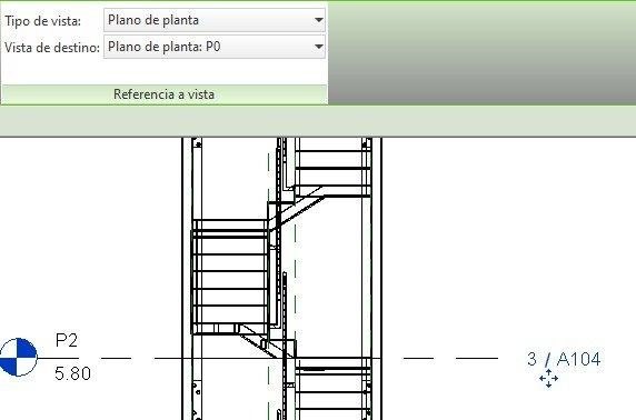 RE: ¿Cómo ver, a partir de una vista de sección, la marca de sección en un plano de planta en Revit?