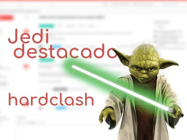 hardclash - Jedi destacado