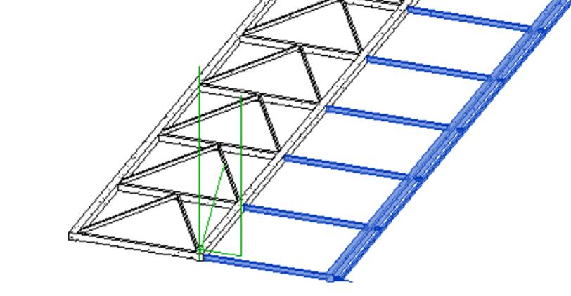Como girar estructura en Revit