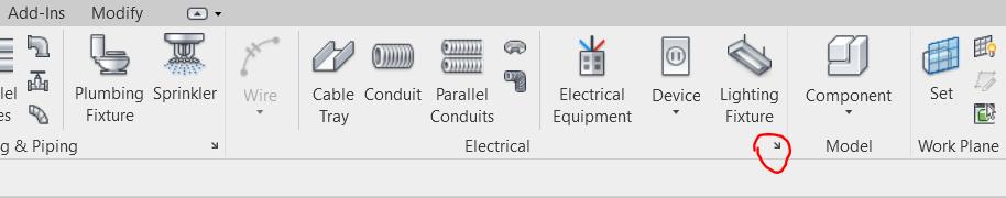 RE: ¿Cómo hacer para conectar varias salidas de diferentes voltajes en Revit MEP?