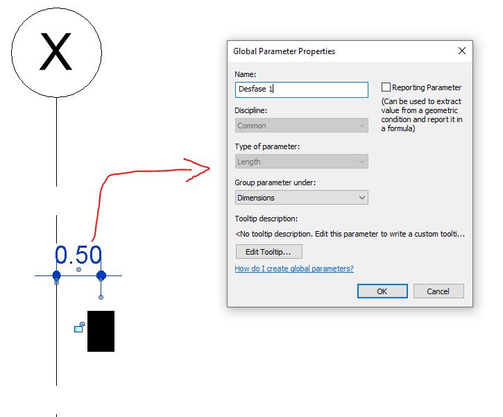 RE: ¿Cómo aplicar un desfase (offset) respecto a la rejilla a las columnas estructurales en Revit?