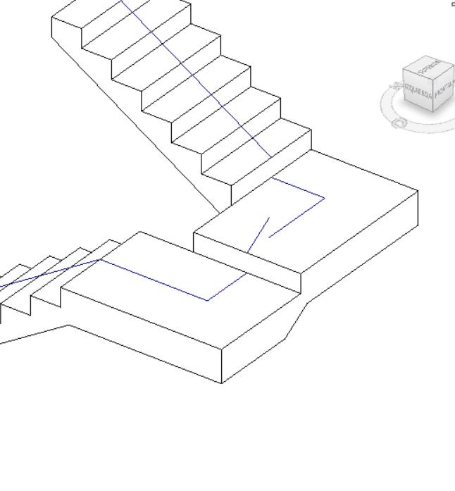 RE: ¿Cómo evitar esa linea inclinada que te crea Revit en las escaleras y que haga un escalon en la parte inferior de la losa en la mesetas?