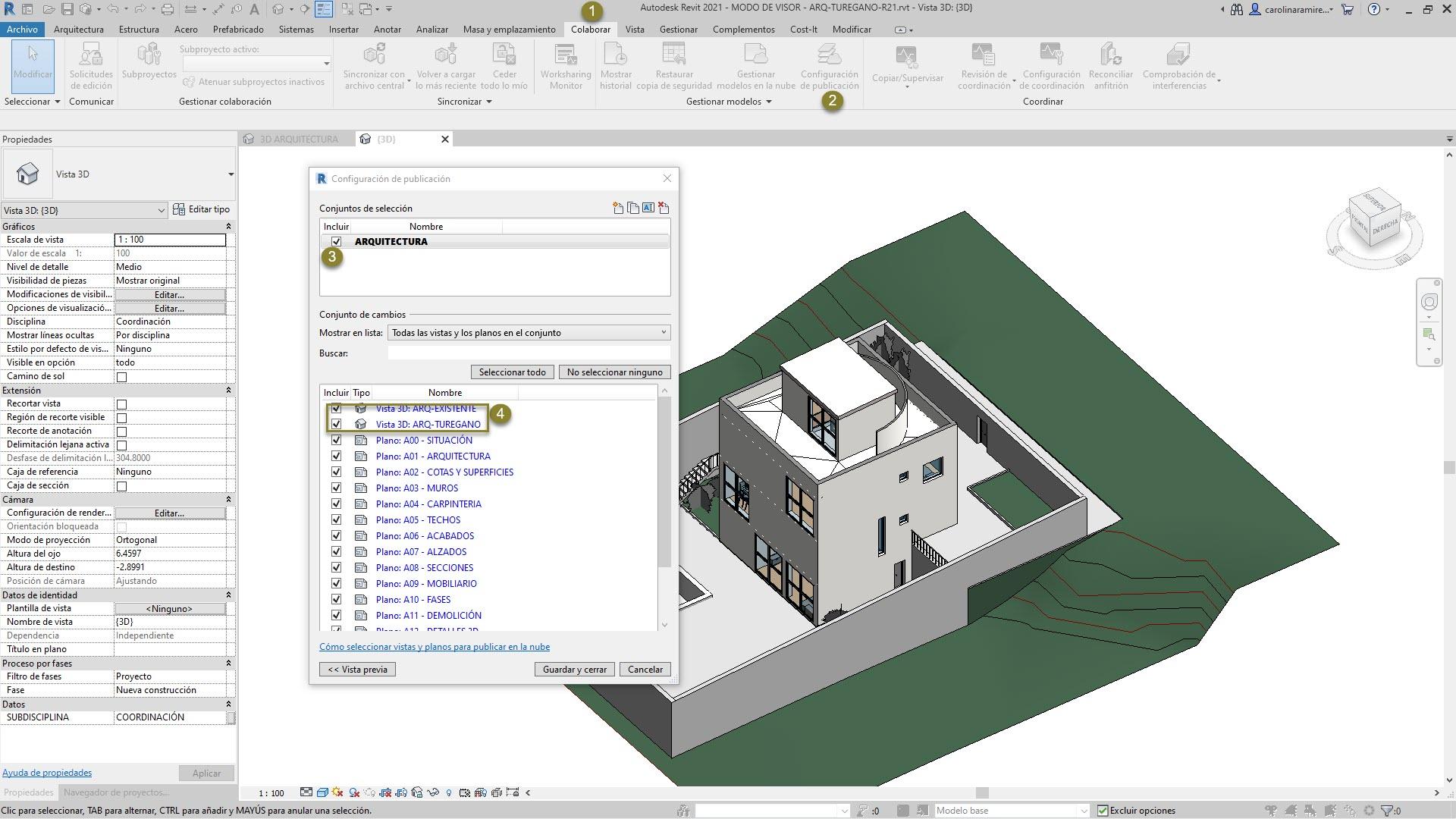 RE: ¿Plataforma o APP gratuita para compartir modelos 3D (IFC incluso) que permita aplicar filtros a vistas y consultar estado de la obra u otros datos?