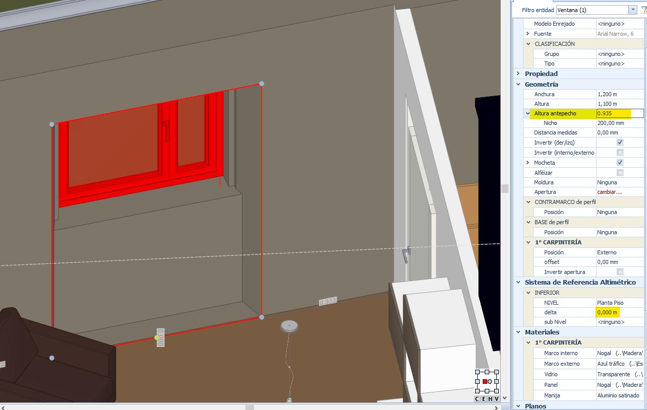 RE: En Edificius, rehabilitación, al hacer una mocheta, se puede eliminar la hoja interior del muro bajo la ventana, como en los huecos tradicionales?