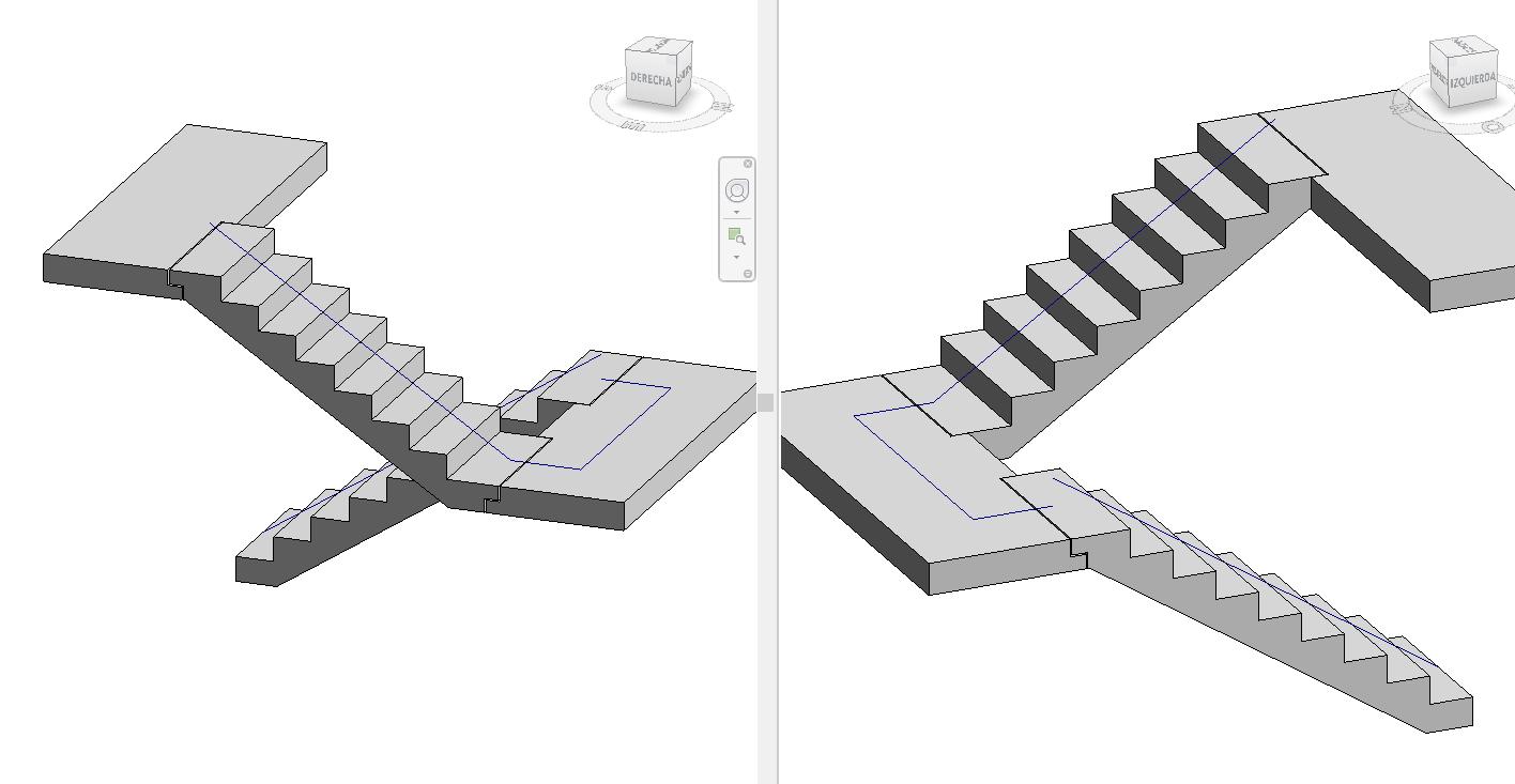 RE: Cómo modelar escaleras de hormigón prefabricado en Revit