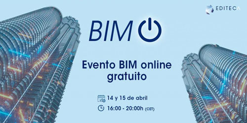 BIM On 2021 llega en un formato 100% interactivo 1 - upclash